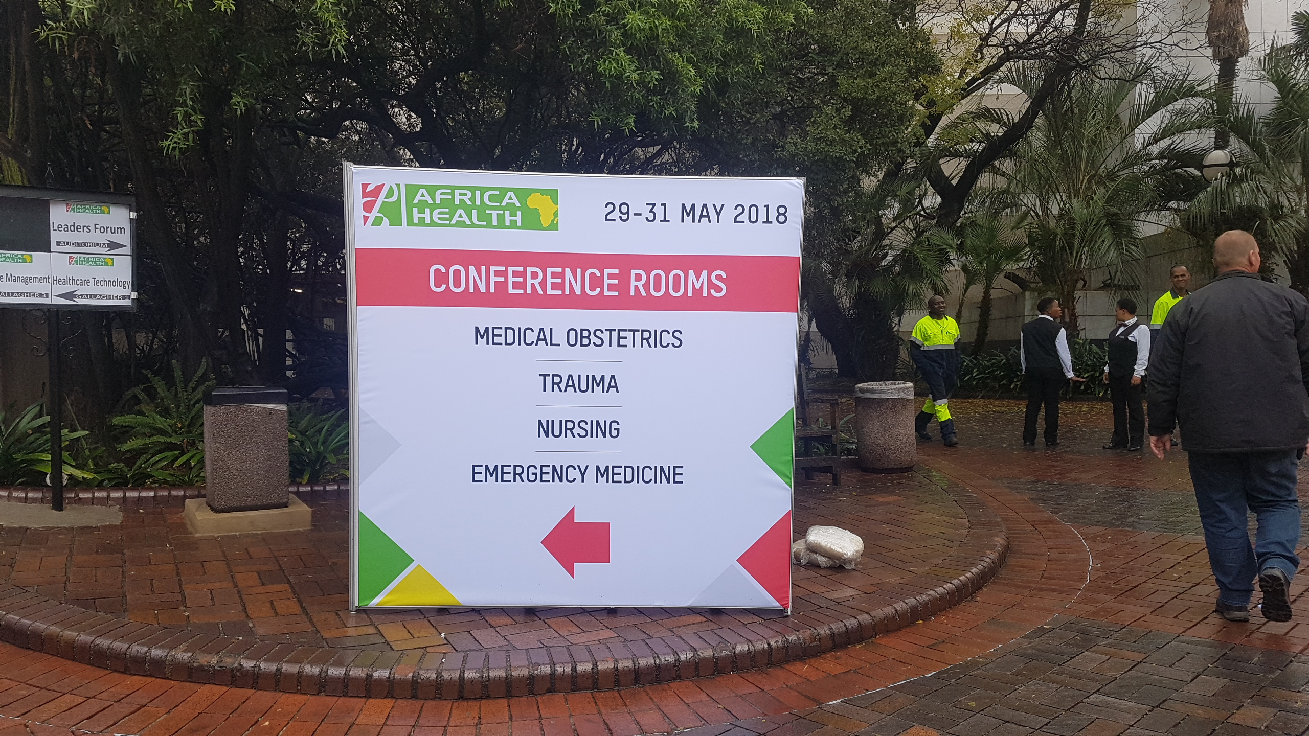 Hospital Build Conference